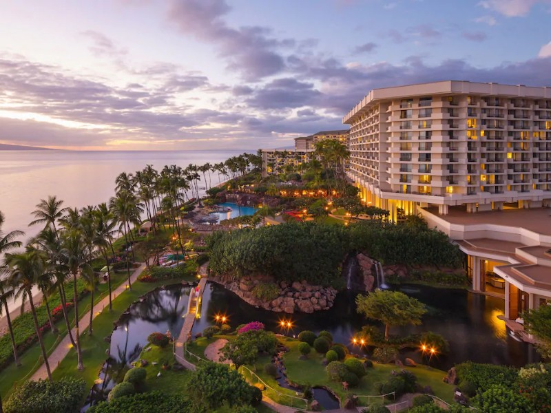 Hyatt Regency Maui Resort and Space