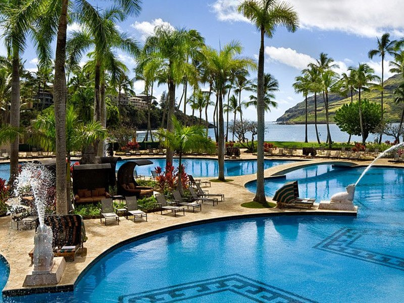 Marriott Kauai Resort and Beach Club