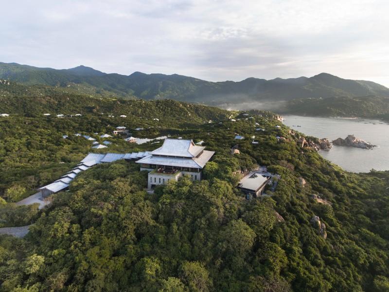 Amanoi - Vinh Hy Bay, Vietnam