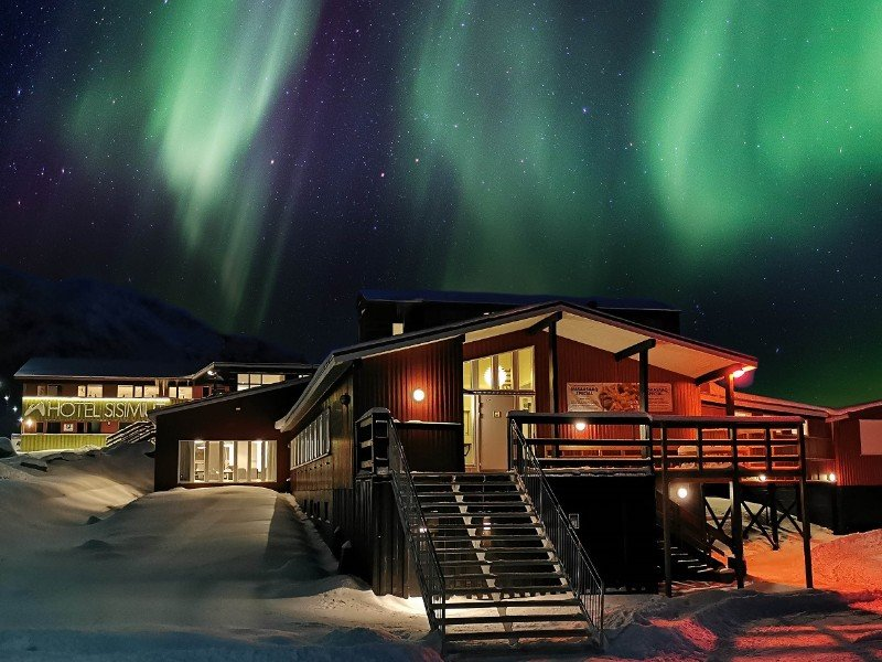 Hotel Sisimiut - Sisimiut, Greenland