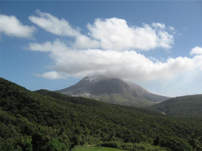 Montserrat Soufriere Hills