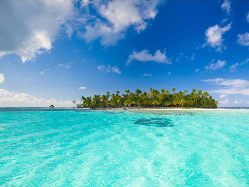 Motu Teta, Rangiroa, Tahiti