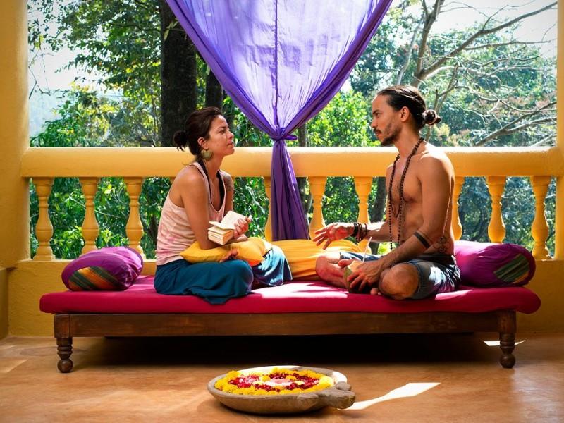 Purple Valley Yoga – Goa, India