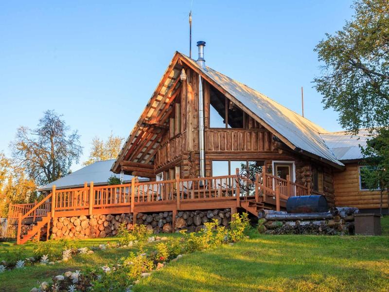Tutka Bay Lodge, Alaska