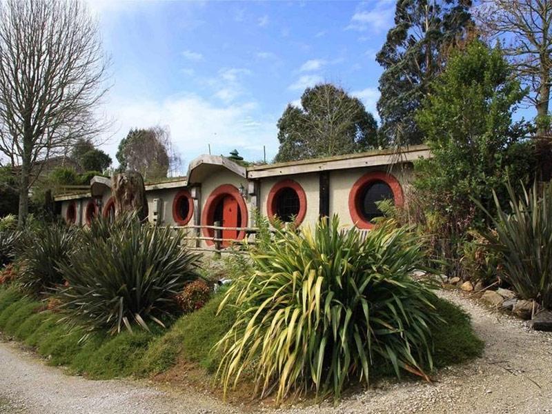 Woodlyn Park, Waitomo, New Zealand