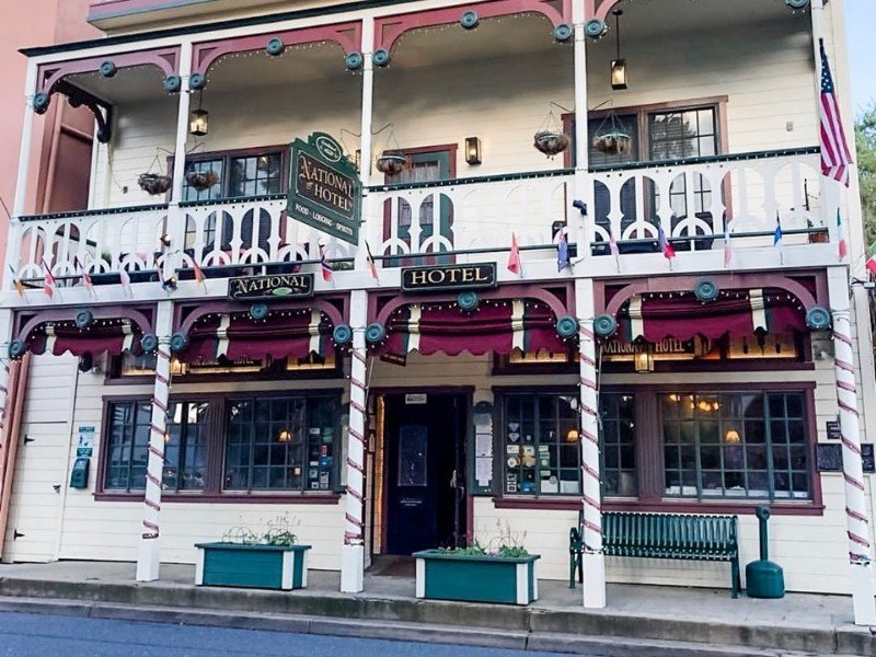 1859 Historic National Hotel and Restaurant