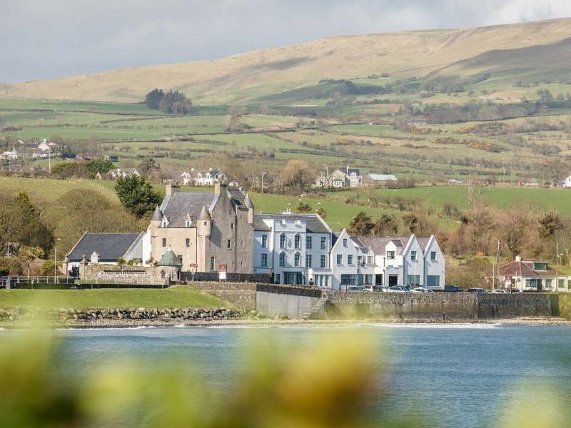 Ballygally Castle Hotel, County Antrim