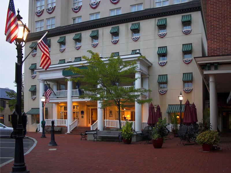Gettysburg Hotel, Gettysburg, Pennsylvania