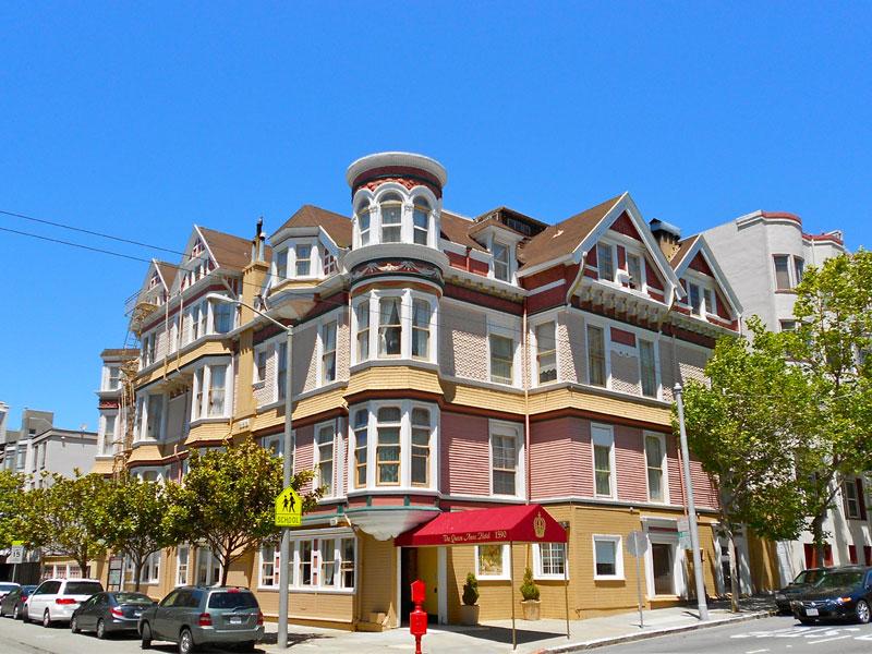 Queen Anne Hotel San Fransisco