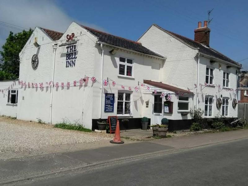 The Bell Inn, Norfolk, England