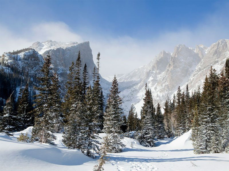 17 most romantic winter getaways in the u s trips to for Romantic trips in the us