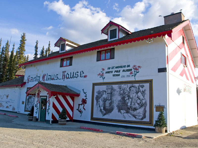 North Pole Alaska