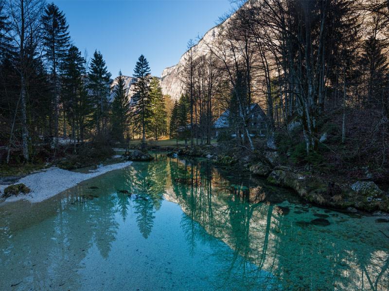 Ukanc, Slovenia
