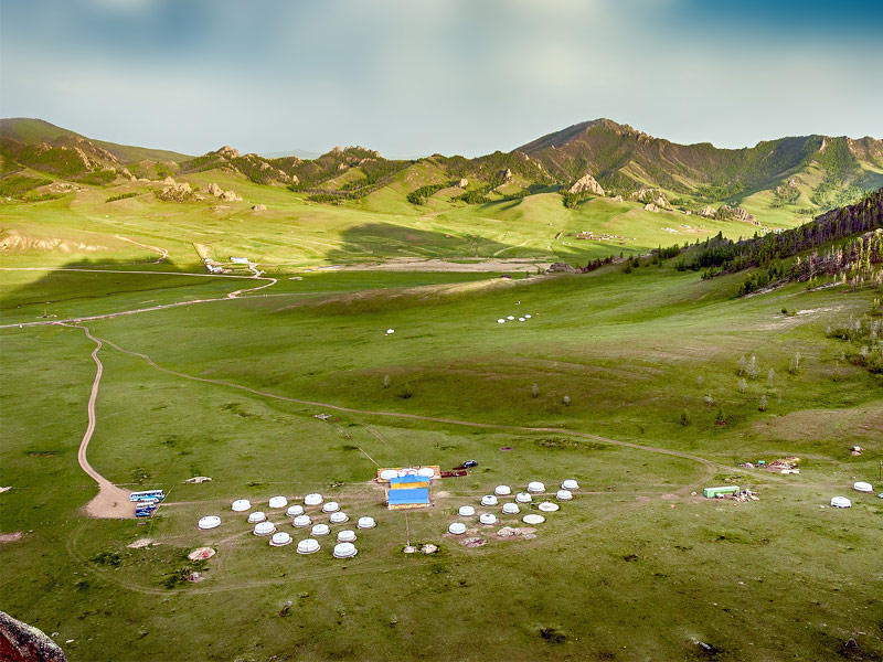 Nalaikh, Mongolia and Terelj National Park