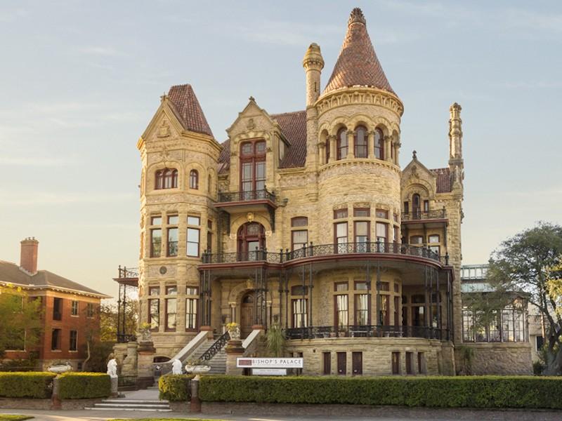 1892 Bishop's Palace - Galveston, Texas