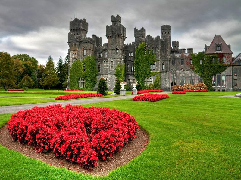 Ashford Castle: Cong, Ireland