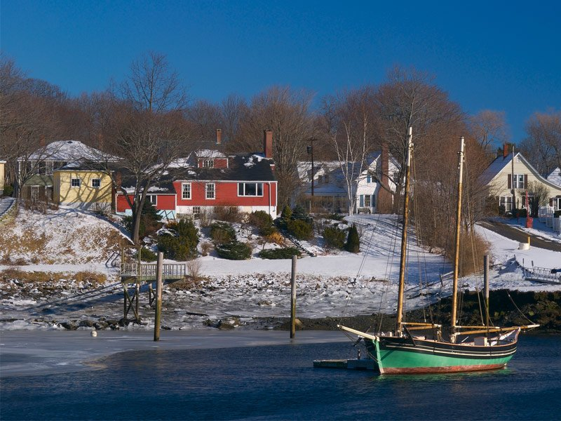 Most Beautiful Small Towns To Visit In The U S Trips To Discover