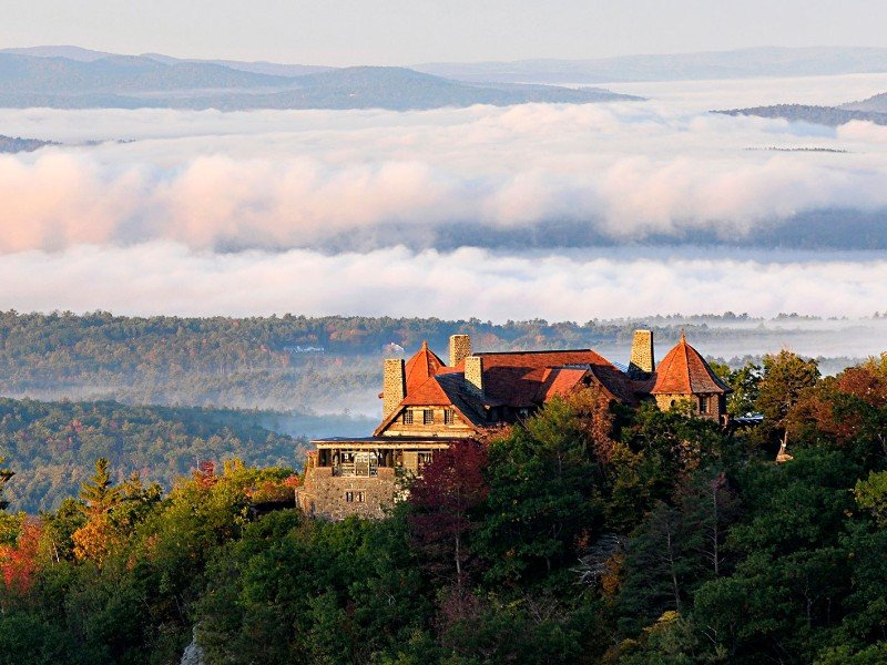 Castle in the Clouds - Moultonborough, New Hampshire