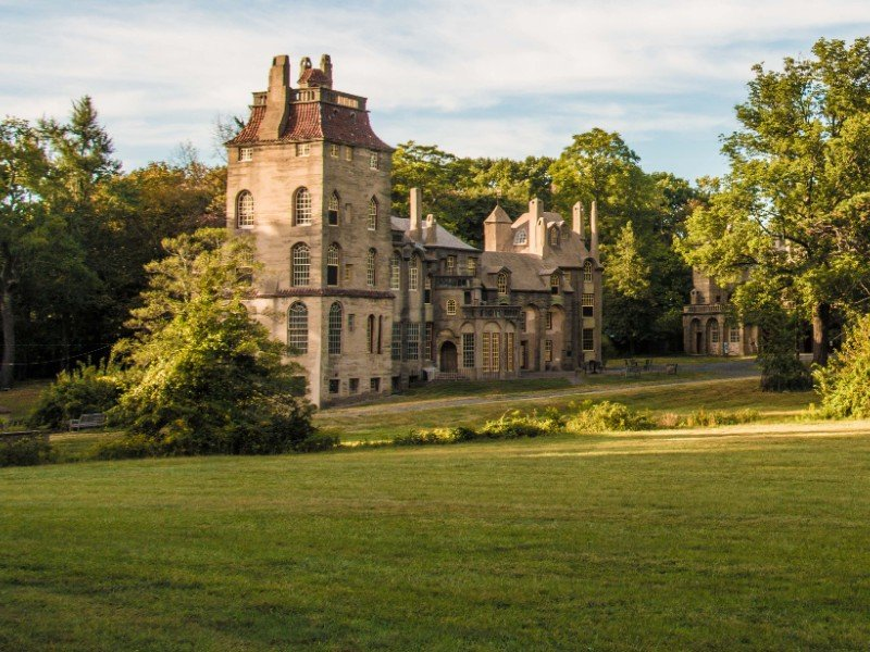 Fonthill Castle - Doylestown, Pennsylvania