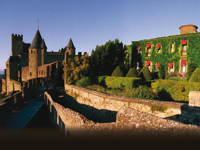 Hôtel de la Cité: Carcassonne, France