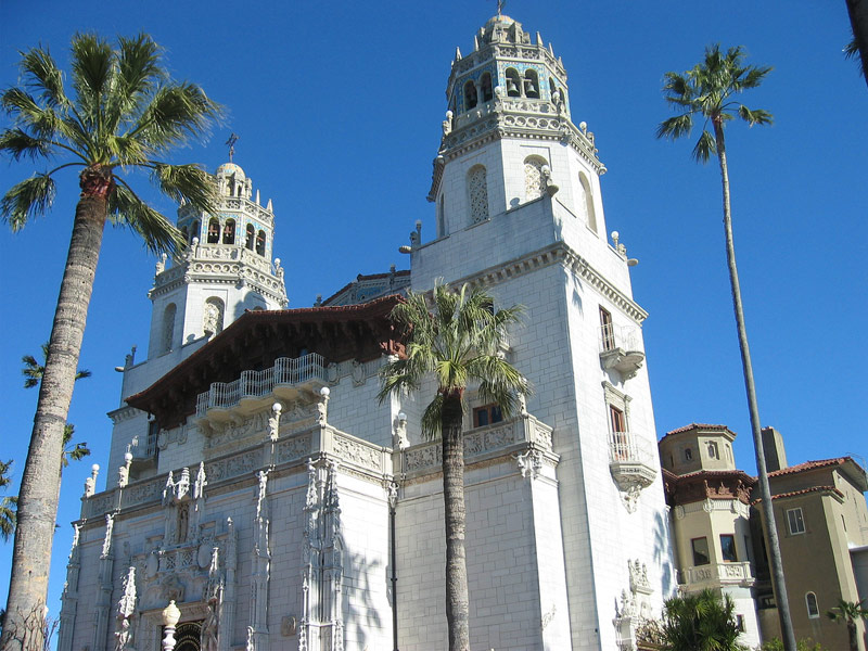 18 must see stops along california s legendary pacific for San simion