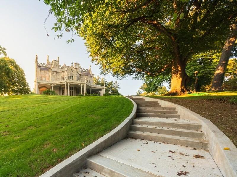 Lyndhurst Castle - Tarrytown, New York