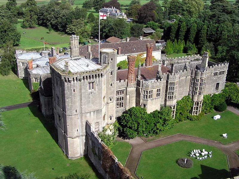 Thornbury Castle: Gloucestershire, England