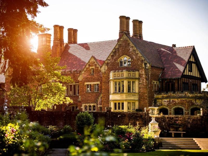 Thornewood Castle - Lakewood, Washington