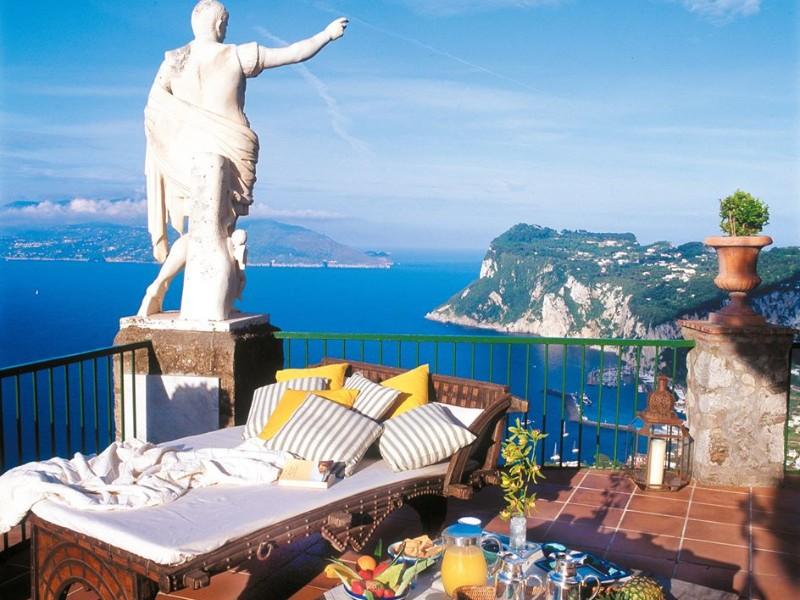 Caesar Augustus Hotel