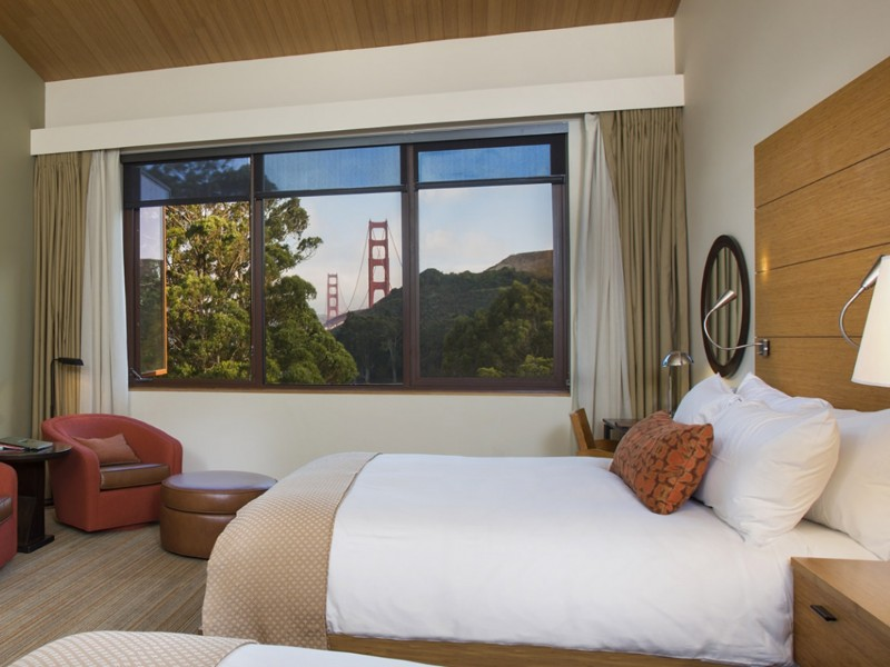 Cavallo Point – the Lodge at the Golden Gate