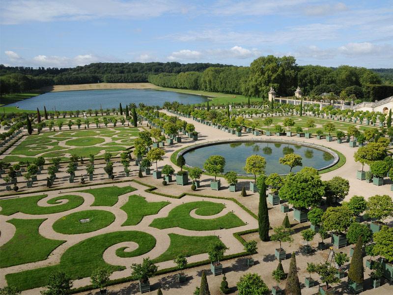 Kopshte botanike te bukura forum for Garden design versailles