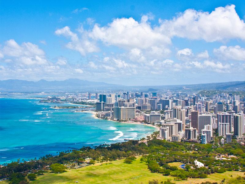 Honolulu Hawaï