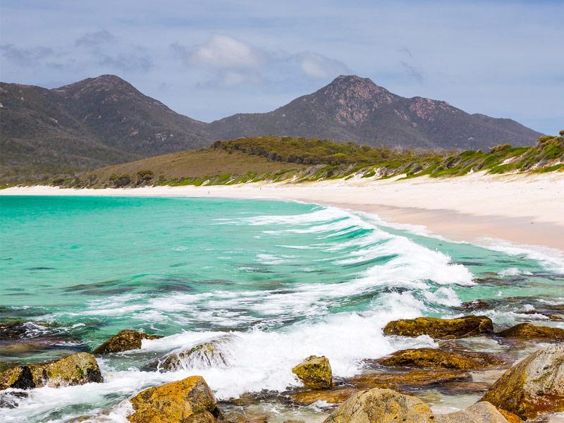 Tasmania and Freycinet National Park