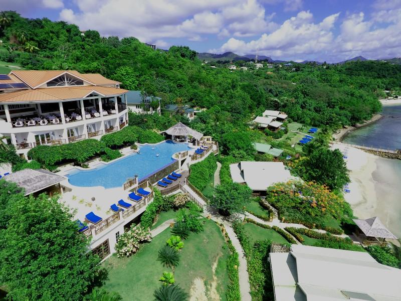 Calabash Cove Resort & Spa, St. Lucia
