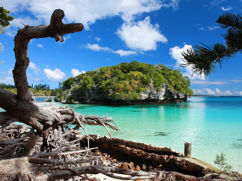 Ouvea, New Caledonia