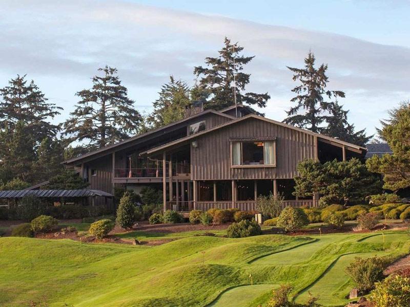 Salishan Spa & Golf Resort, Gleneden Beach, Oregon