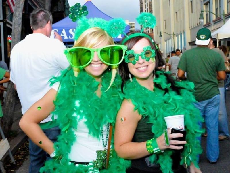 San Diego St. Patrick's Day Parade & Festival