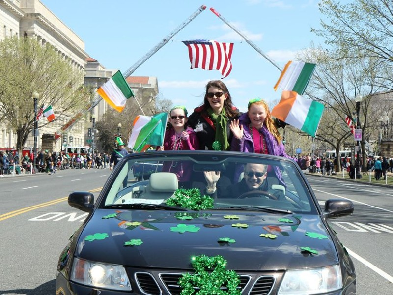 St. Patrick's Day Parade of Washington, D.C.