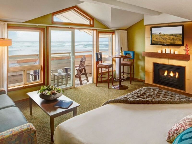 Surfsand Resort, Cannon Beach