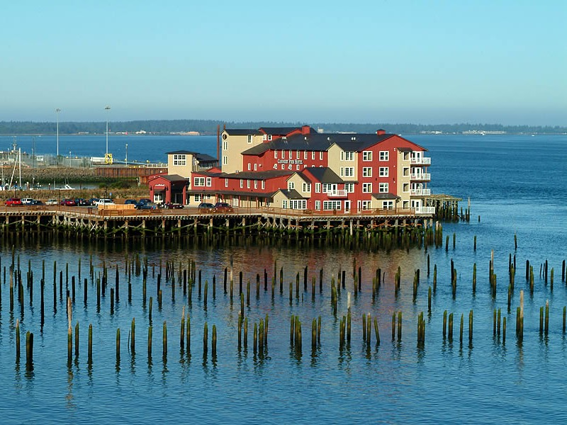 The Cannery Pier Hotel & Spa
