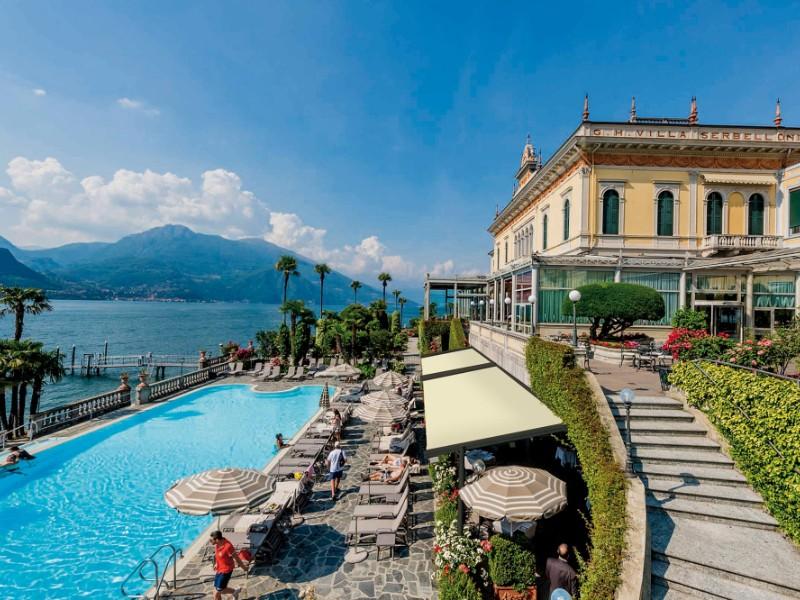 The Grand Hotel Villa Serbelloni