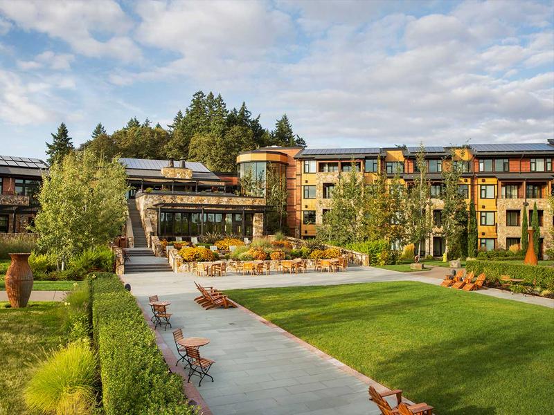 Allison Inn & Spa - Newberg, Oregon