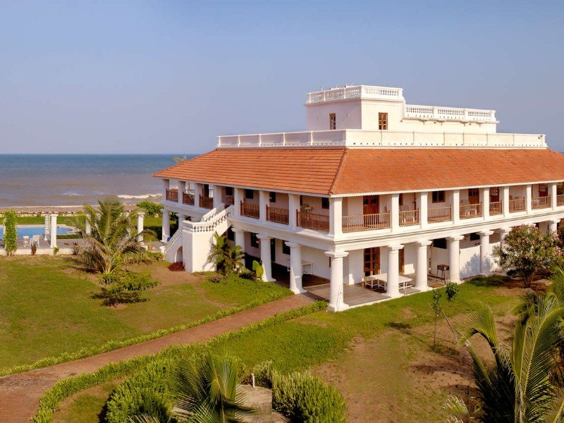 Bungalow on the Beach Tranquebar