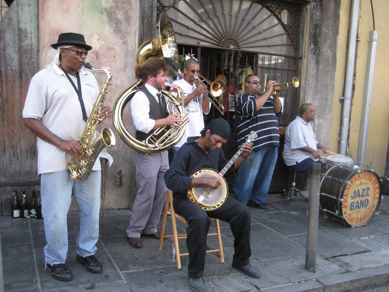 New Orleans, Lousiana