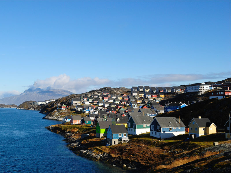 Explore the Capital of Nuuk