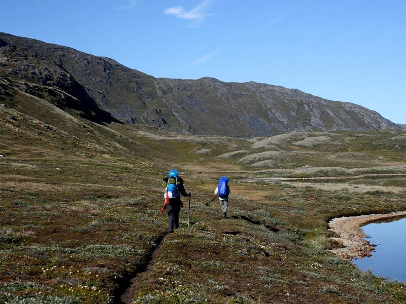 Hike the Arctic Circle Trail