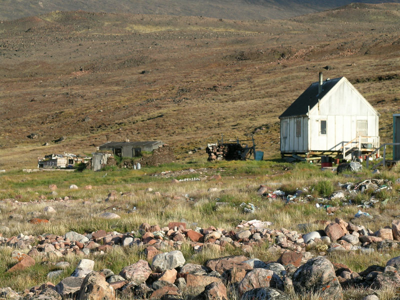 Learn about Greenland's Heritage