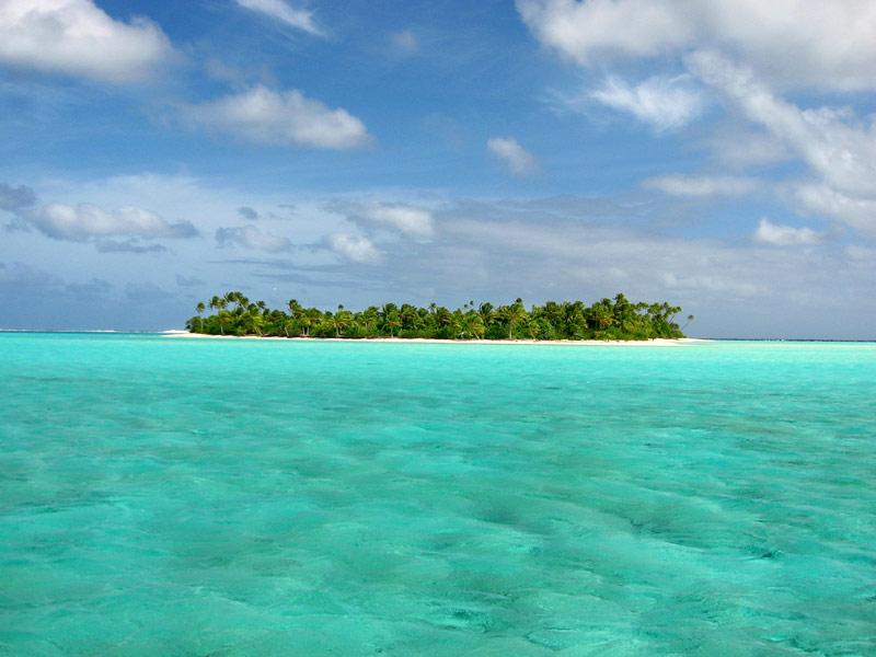Aitutaki, Southern Cook Islands, Polynesia