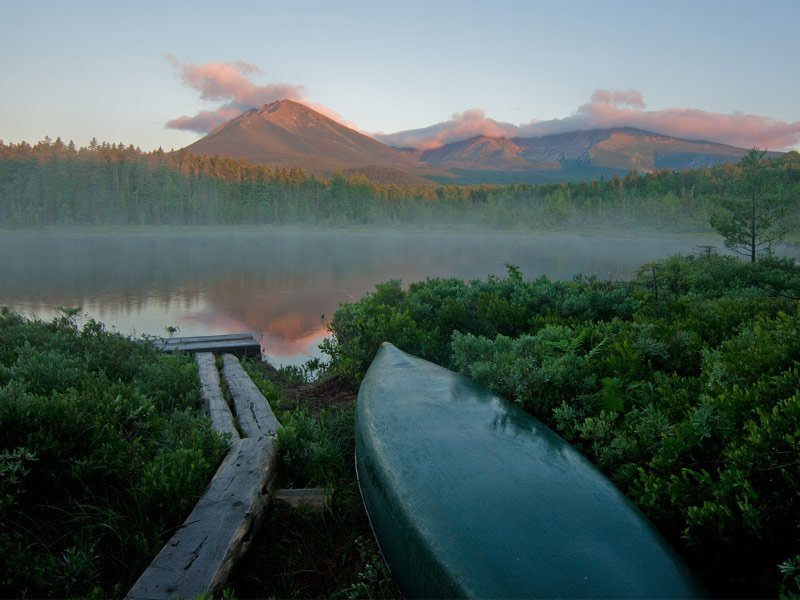 Baxter State Park – Maine