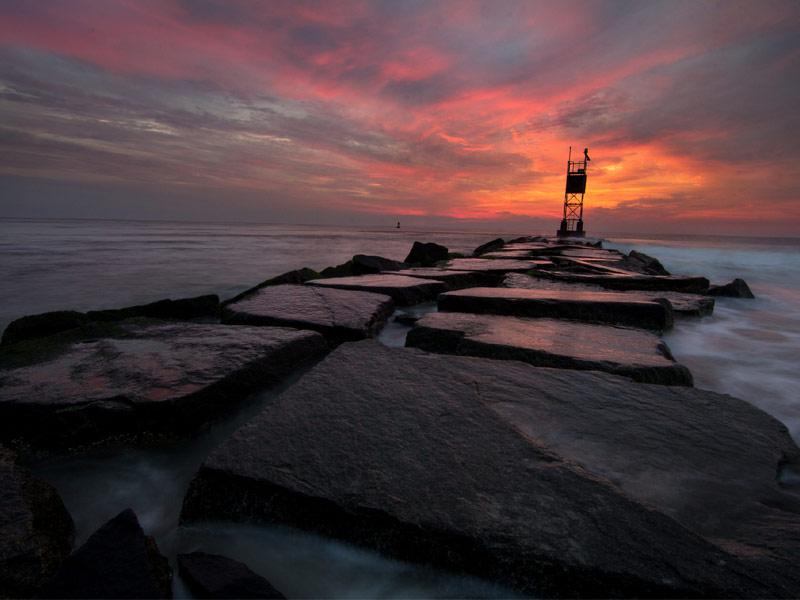 Delaware Seashore State Park – Rehoboth Beach, Delaware